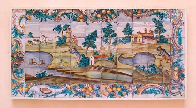 mosaico en curiosidario