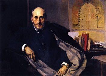 Ramon y Cajal de Joaquin Sorolla