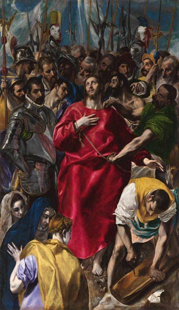 El expolio de Cristo 1