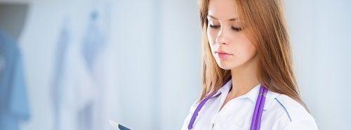 enfermera en curiosidario
