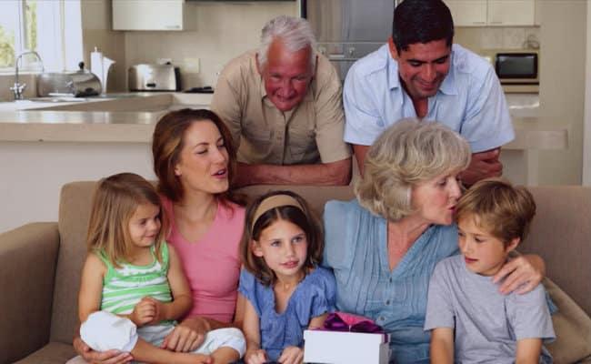 Cu Ntos Tipos De Familia Existen Y Cu Les Son Sus