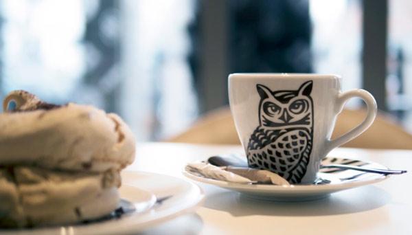 tomar té en lugar de café
