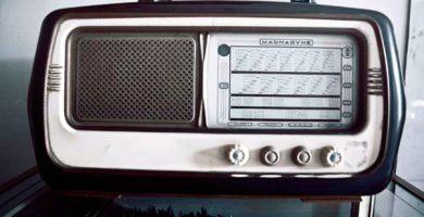 La radio tiene con la televisión un vocabulario en común