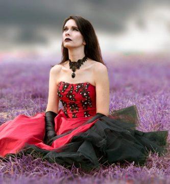 Moda gótica y alternativa