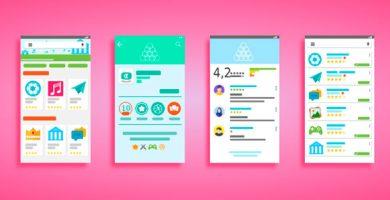 diseño para aplicaciones móviles