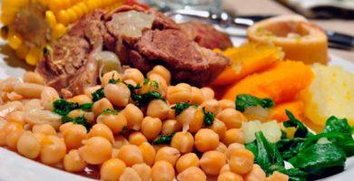 platos típicos de las Islas Canarias