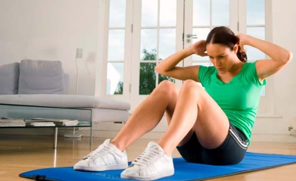 mejores ejercicios para hacer en casa