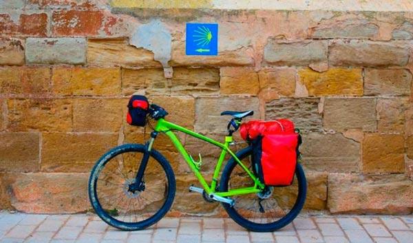 Camino a Santiago en bicicleta