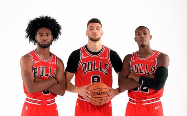 nuevas indumentarias de los equipos de la NBA
