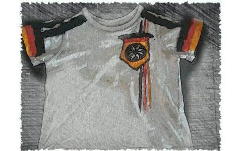camisetas de fútbol identificadas